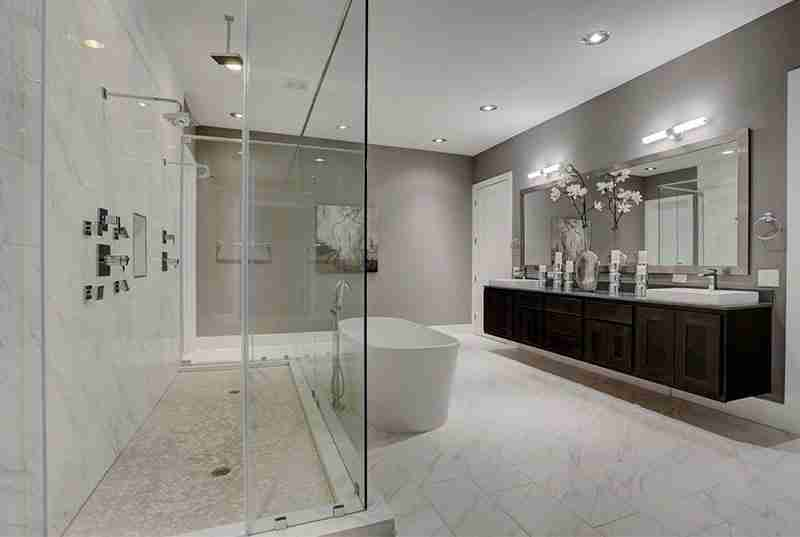 Potomac Master Bathroom