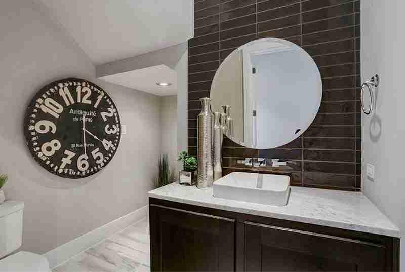 Potomac Master Bathroom