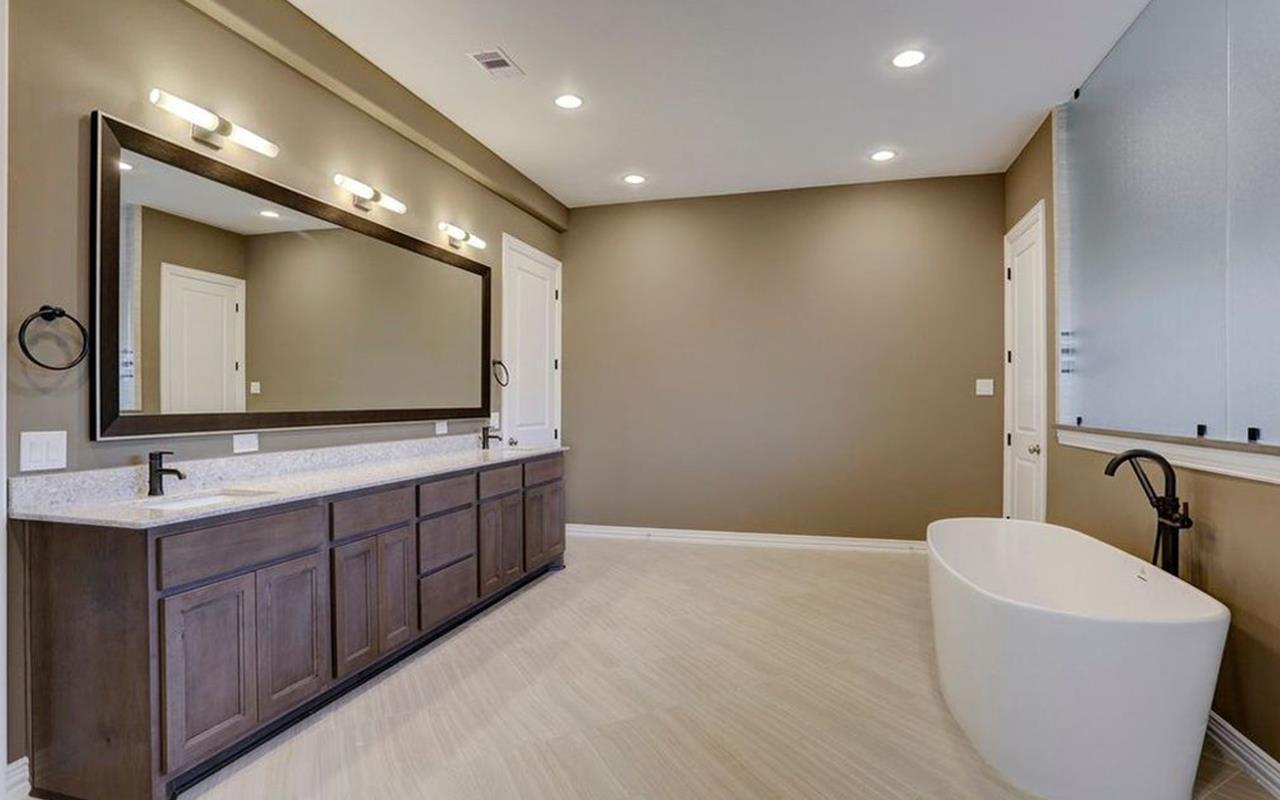 Living Area featured in the Unit B - Mercury Luxury Home By CastleRock Communities in Houston, TX