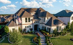 Build on Your Lot by CastleRock Communities in Houston Texas