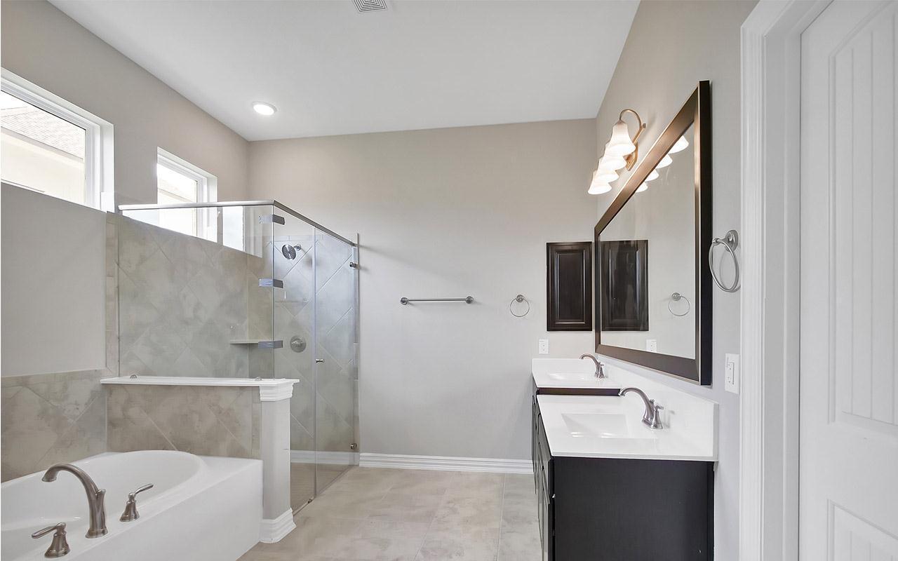 Bathroom featured in the Ventura By CastleRock Communities in Houston, TX