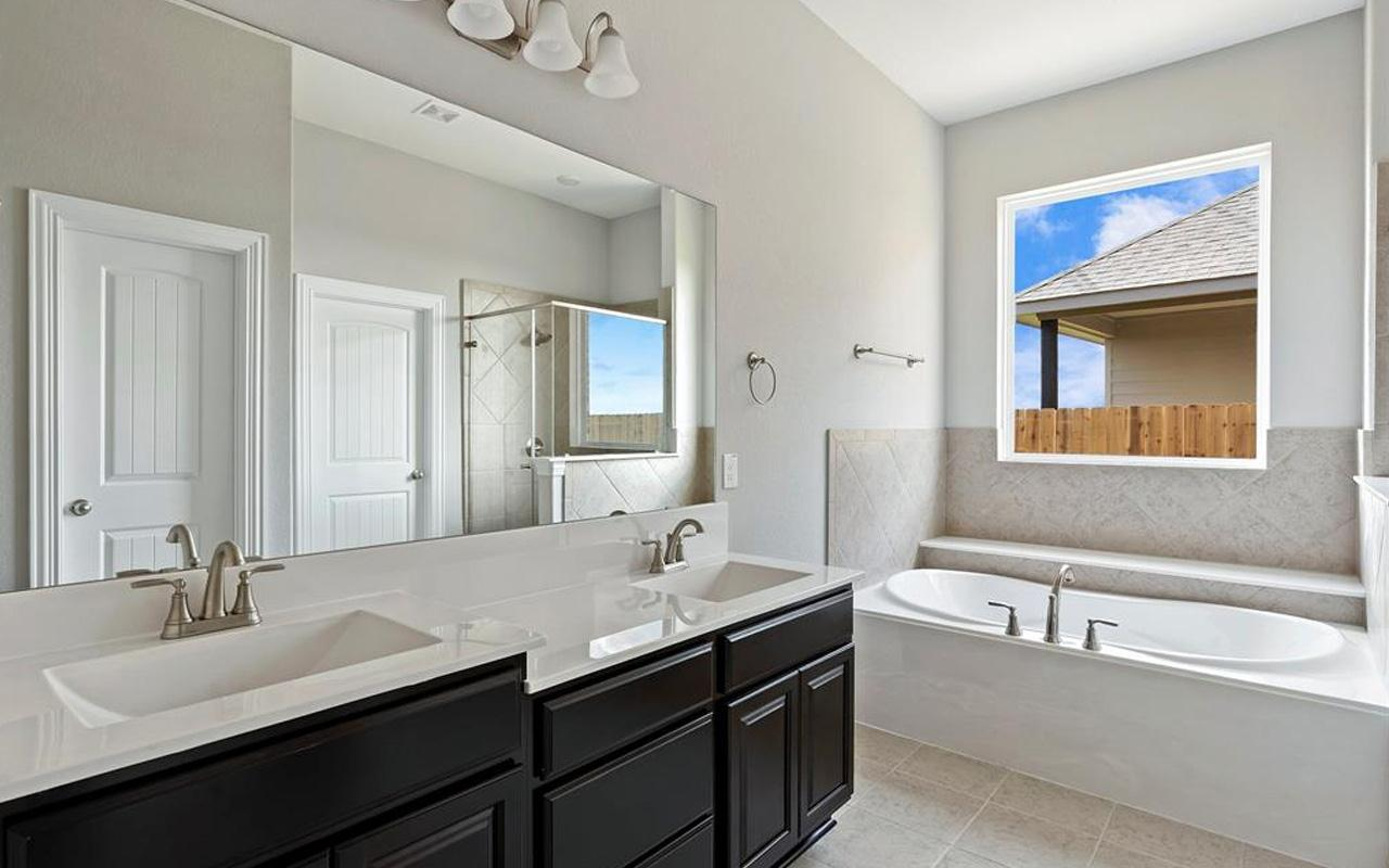 Bathroom featured in the Catalina-Gold By CastleRock Communities in Houston, TX