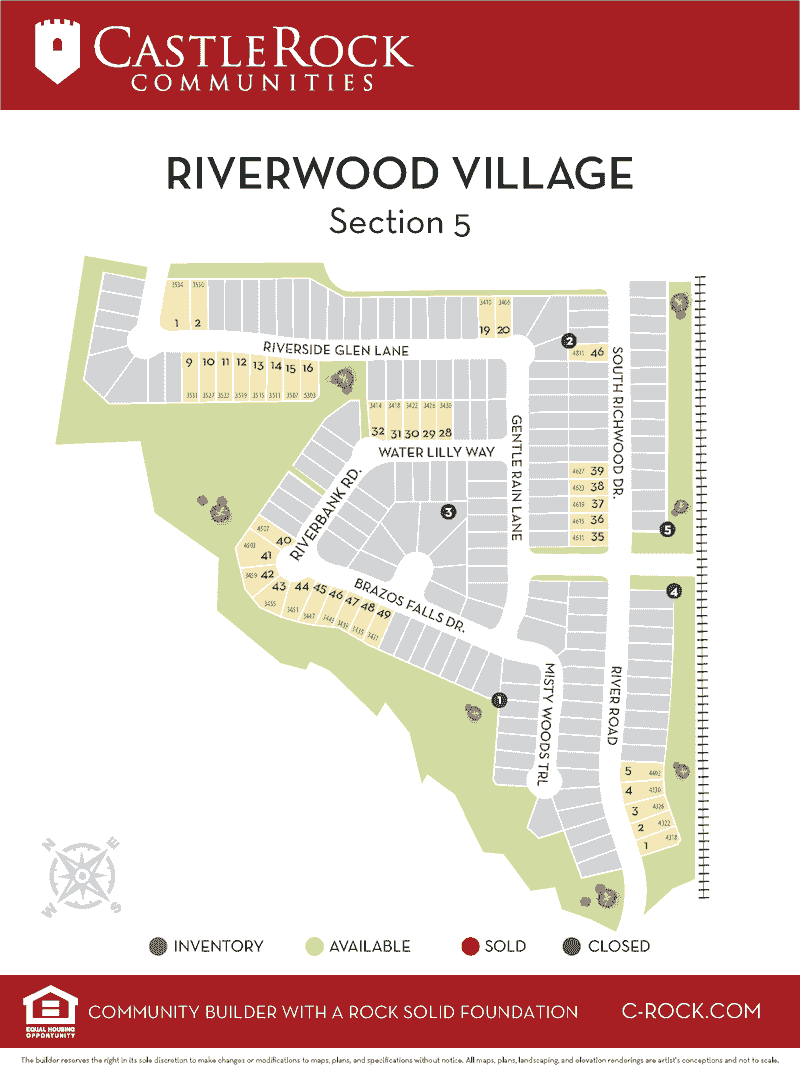 Riverwood Village Section 5