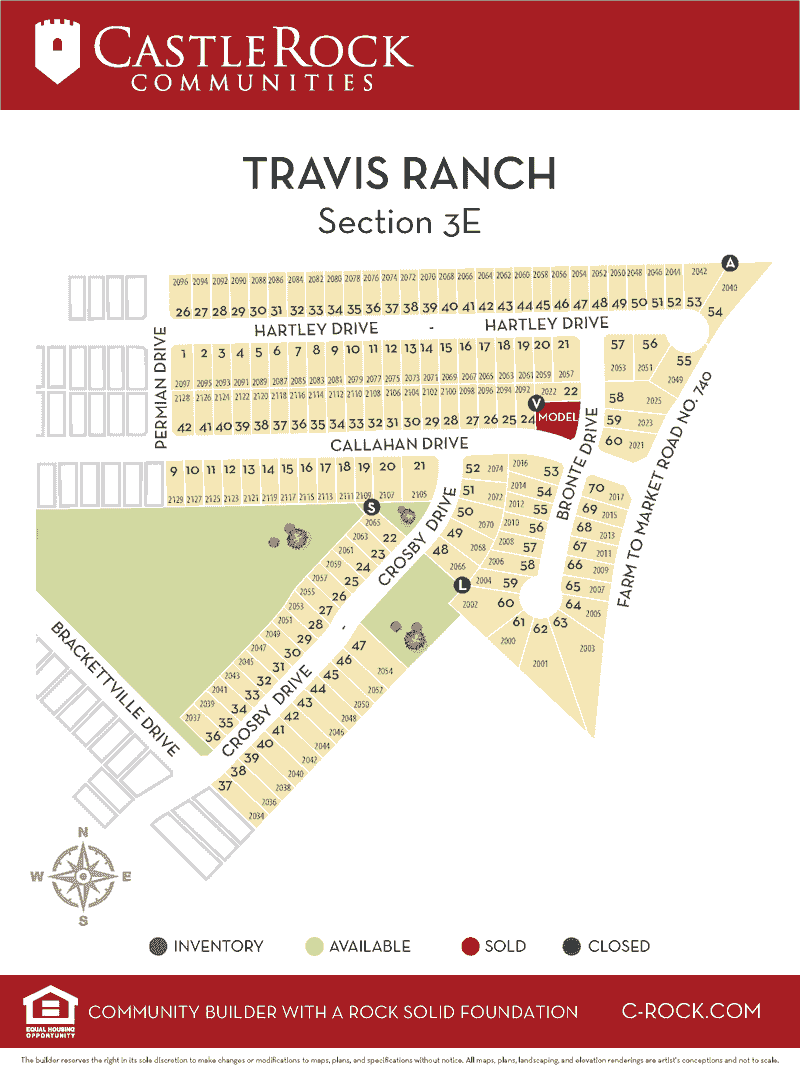 Travis Ranch Section 3E