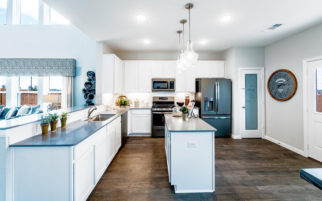 Kitchen featured in the Rio Grande-Cobalt By CastleRock Communities in Houston, TX