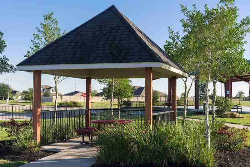 Sierra Vista Covered Gazebo