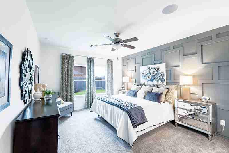 Pearlbrook Master Bedroom
