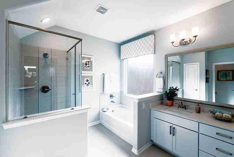 Balmoral Master Bathroom
