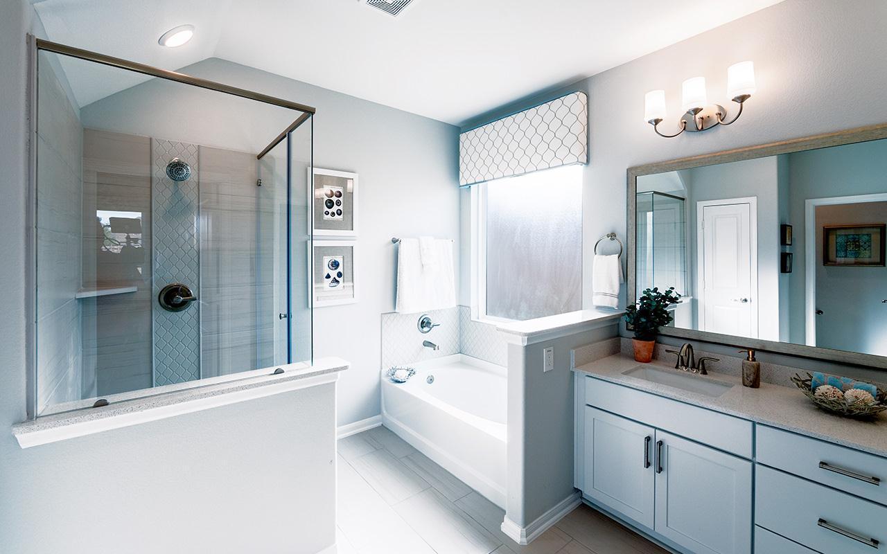 Bathroom featured in the Yuma-Silver By CastleRock Communities in Houston, TX