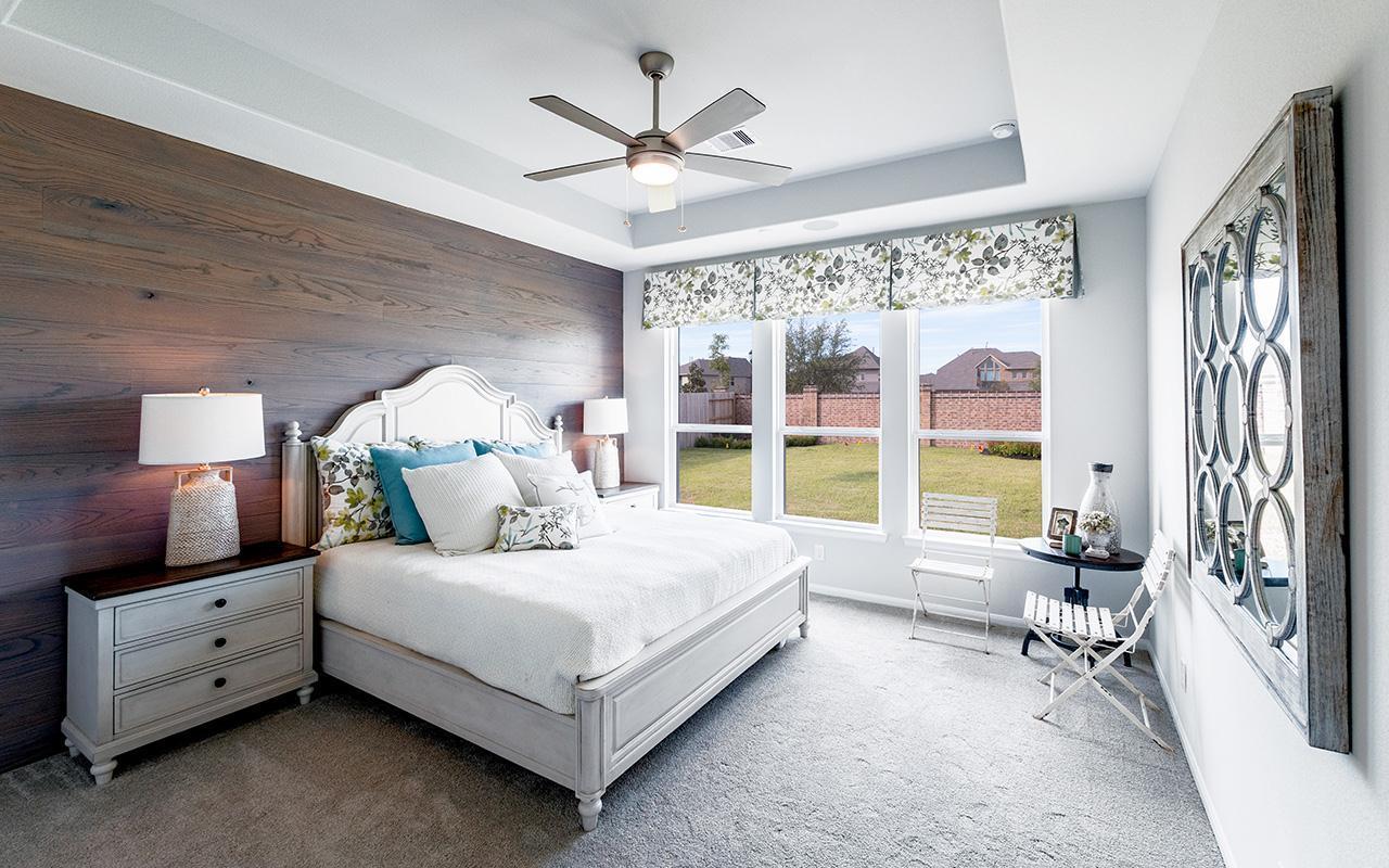Bedroom featured in the Yuma By CastleRock Communities in Brazoria, TX