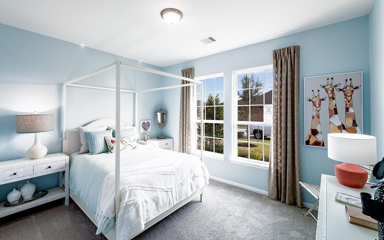 Bedroom featured in the Yuma-Silver By CastleRock Communities in Houston, TX