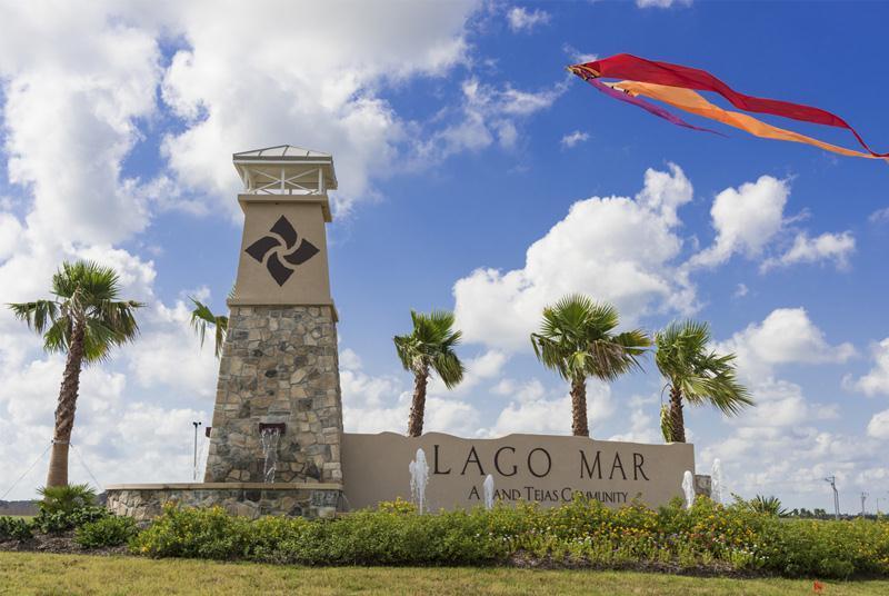 'Lago Mar' by CastleRock Communities-Houston, TX in Houston