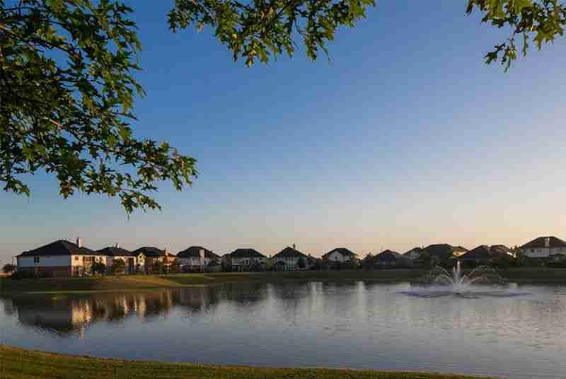 Summer Lakes Lake