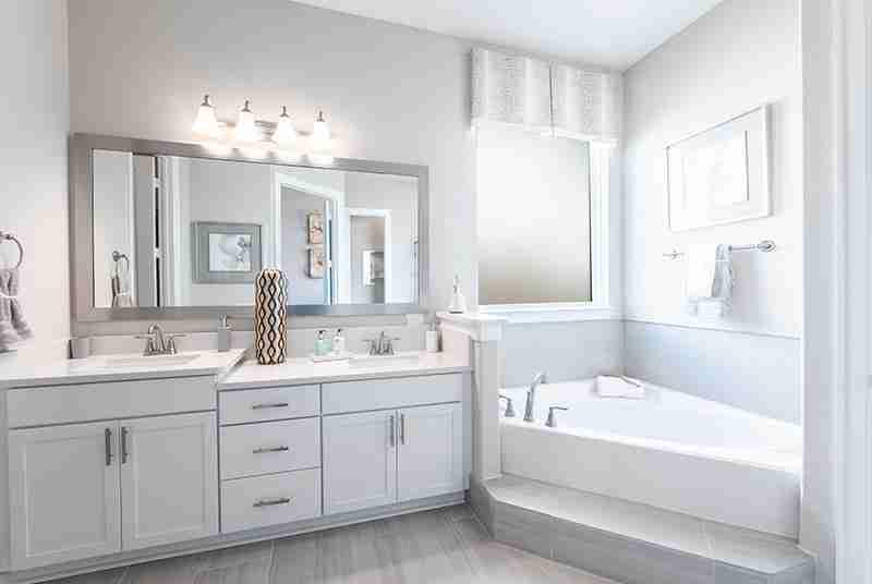 Westwood Master Bathroom