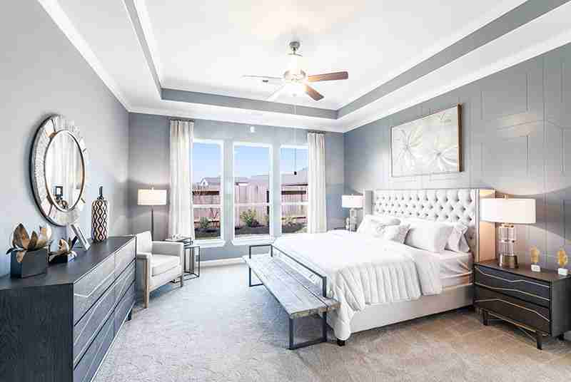 Westwood Master Bedroom