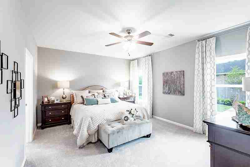 Lynnwood Master Bedroom