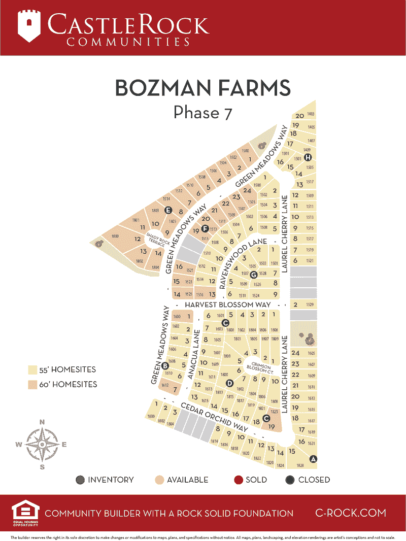 Bozman Farms Phase 7