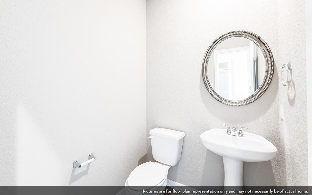 Bathroom featured in the Blanco-Cobalt By CastleRock Communities in Houston, TX
