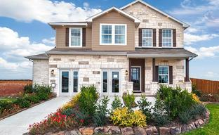 Park Place South by CastleRock Communities in Houston Texas