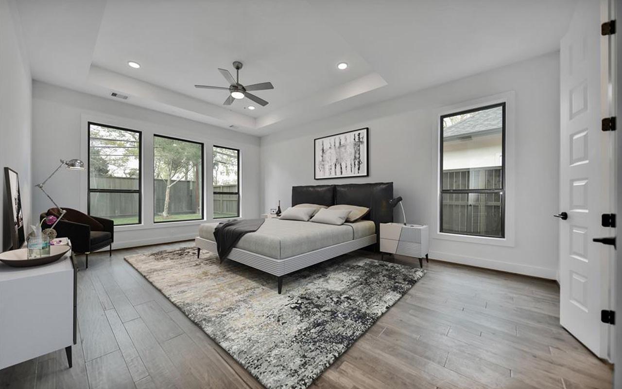 Bedroom featured in the Laguna II-Gold By CastleRock Communities in Houston, TX
