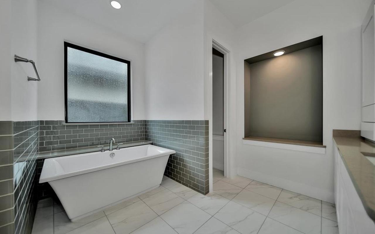 Bathroom featured in the Laguna II-Gold By CastleRock Communities in Houston, TX