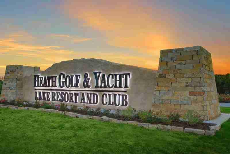 CastleRock Communities in Heath Golf & Yacht Club