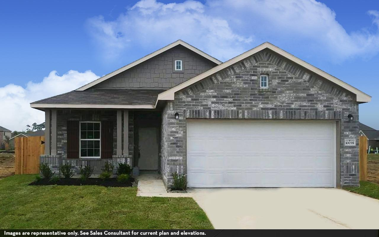 Exterior featured in the Comal-Cobalt By CastleRock Communities in Austin, TX