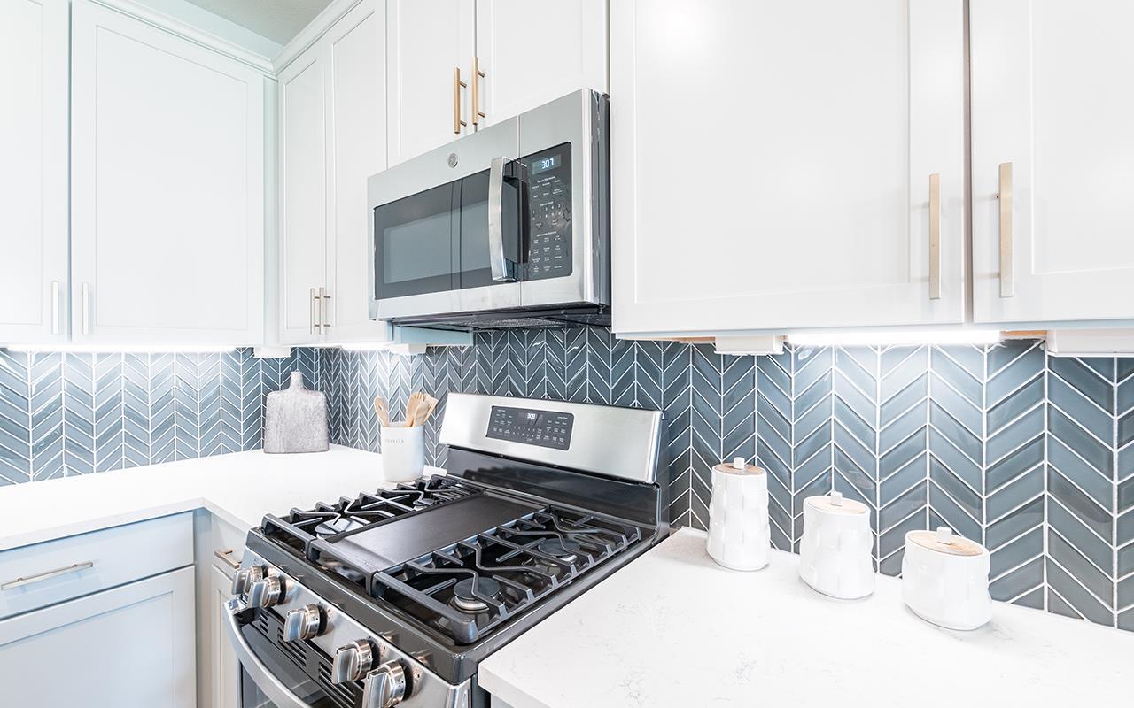 Kitchen featured in the Hemingway-Silver By CastleRock Communities in Houston, TX