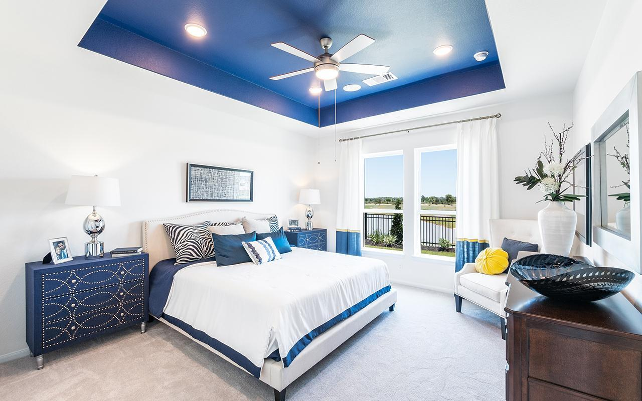 Bedroom featured in the Creede-Silver By CastleRock Communities in Houston, TX
