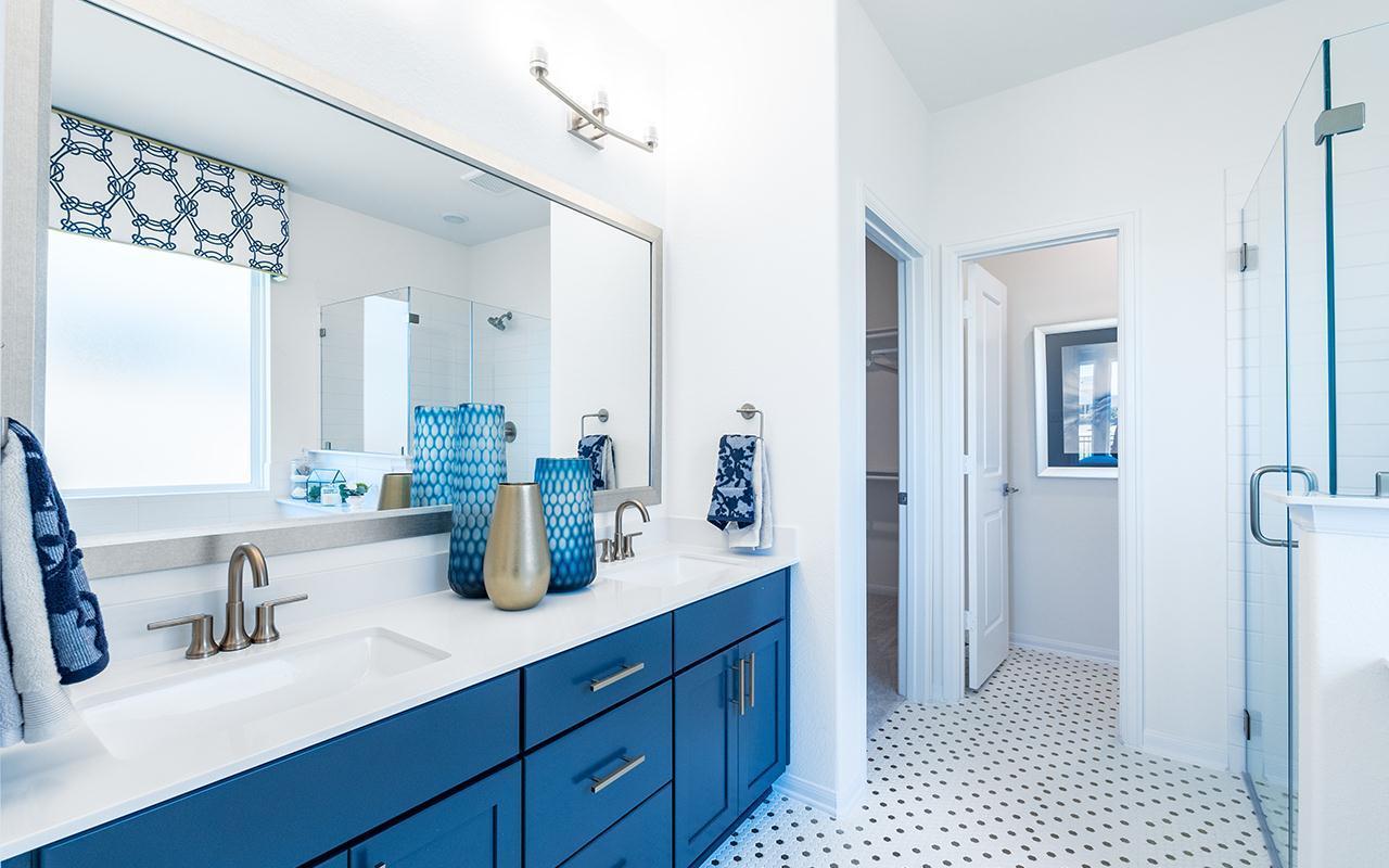 Bathroom featured in the Creede-Silver By CastleRock Communities in Brazoria, TX