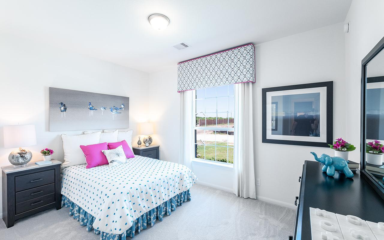 Bedroom featured in the Creede-Silver By CastleRock Communities in Austin, TX