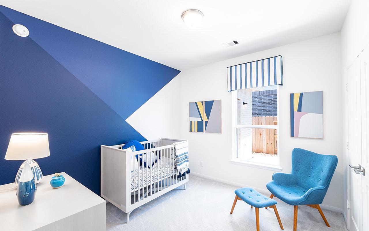 Bedroom featured in the Creede By CastleRock Communities in Brazoria, TX