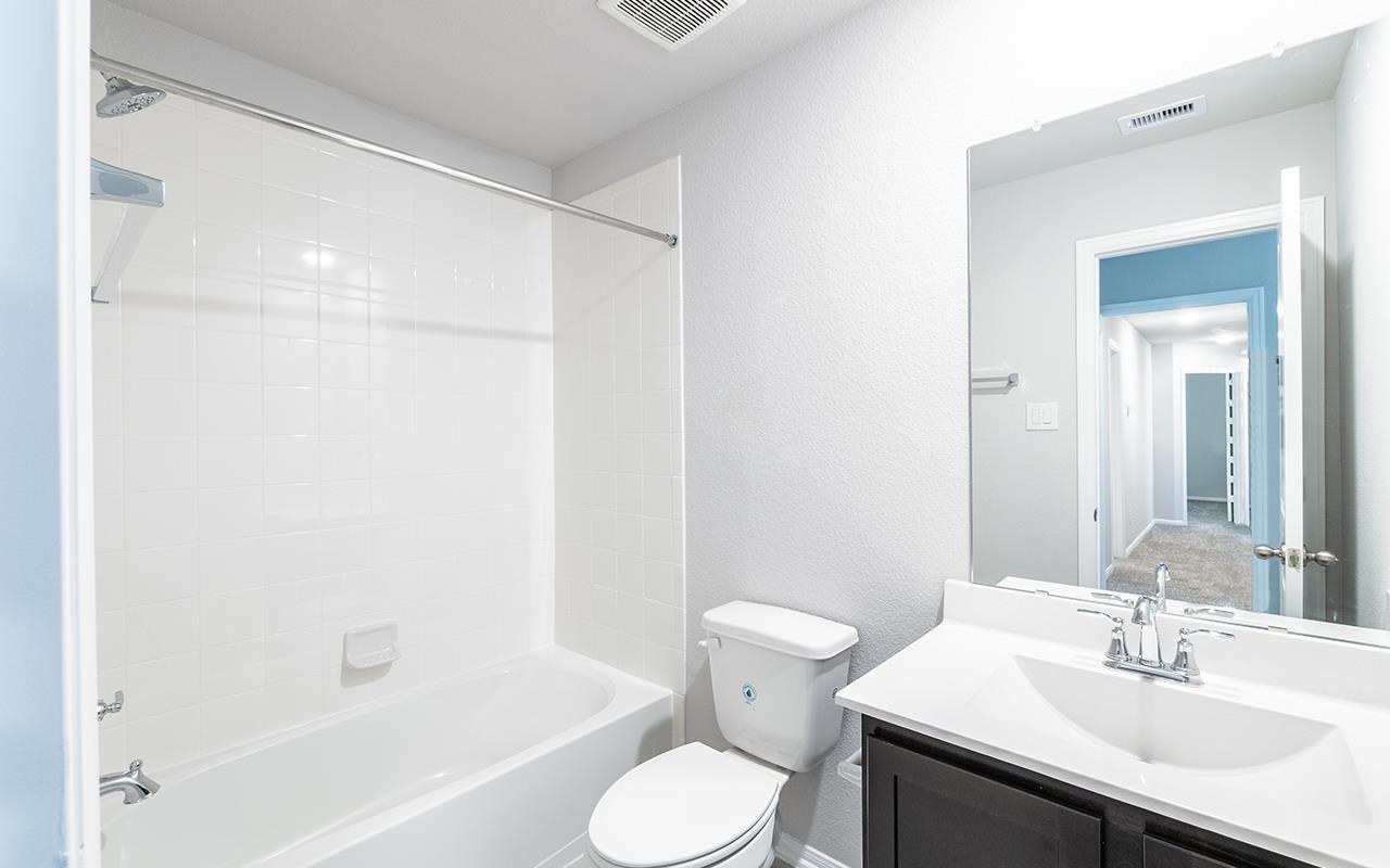 Bathroom featured in the Silverthorne-Silver By CastleRock Communities in Houston, TX