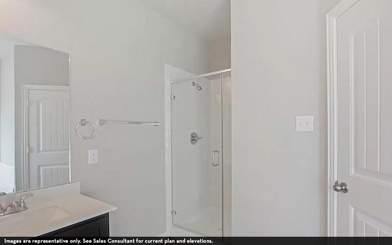 Bathroom featured in the Comal-Cobalt By CastleRock Communities in Austin, TX