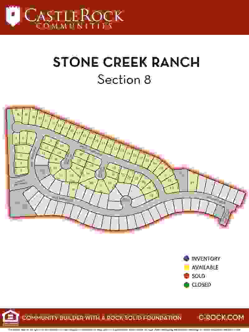 Stone Creek Section 8