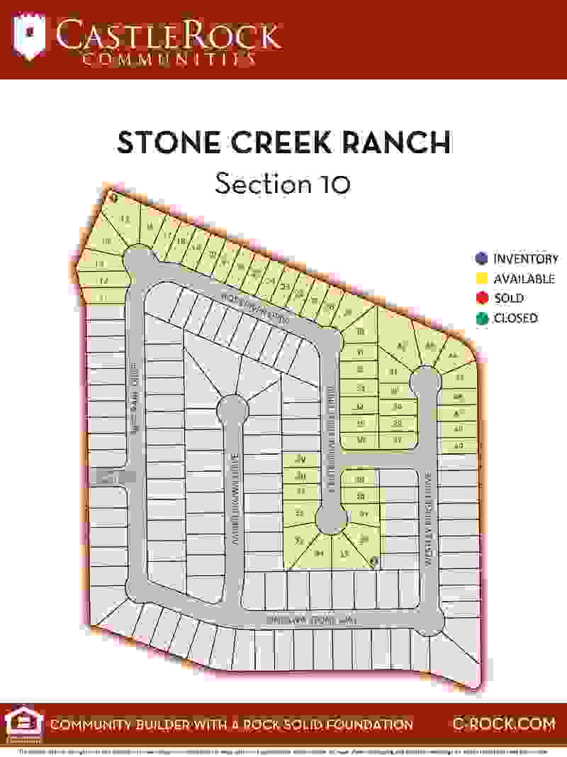 Stone Creek Section 10