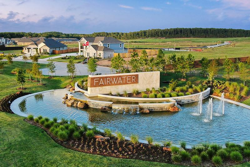 'Fairwater' by CastleRock Communities-Houston, TX in Houston