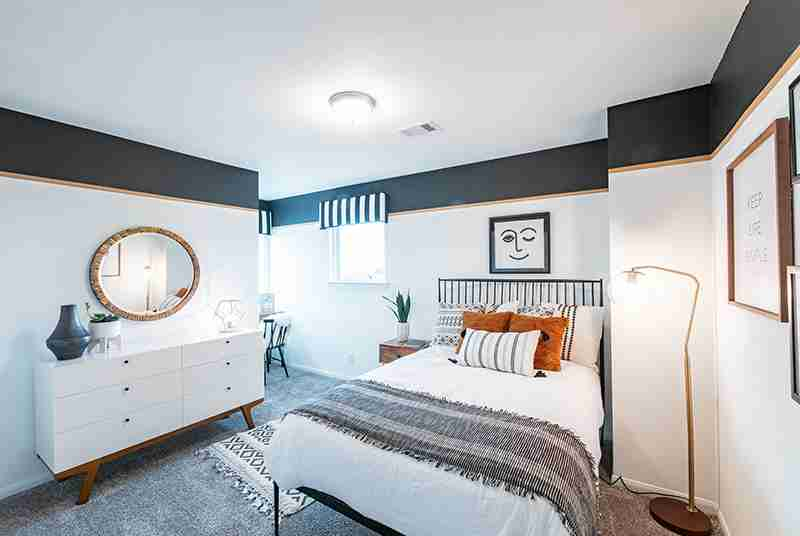 Windrow Model Home Bedroom 2