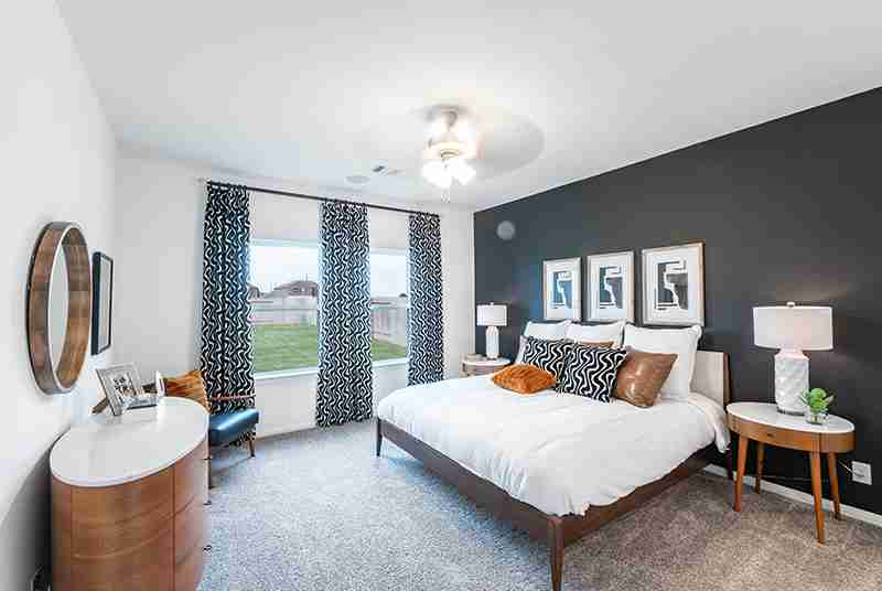 Windrow Model Home Master