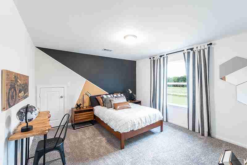 Windrow Model Home Bedroom 3