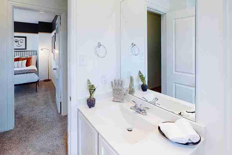 Windrow Model Home Bath 2