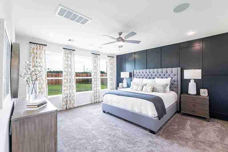 Fairwater Master Bedroom