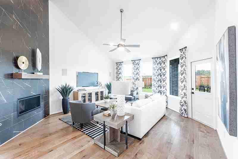 Fairwater Living Room