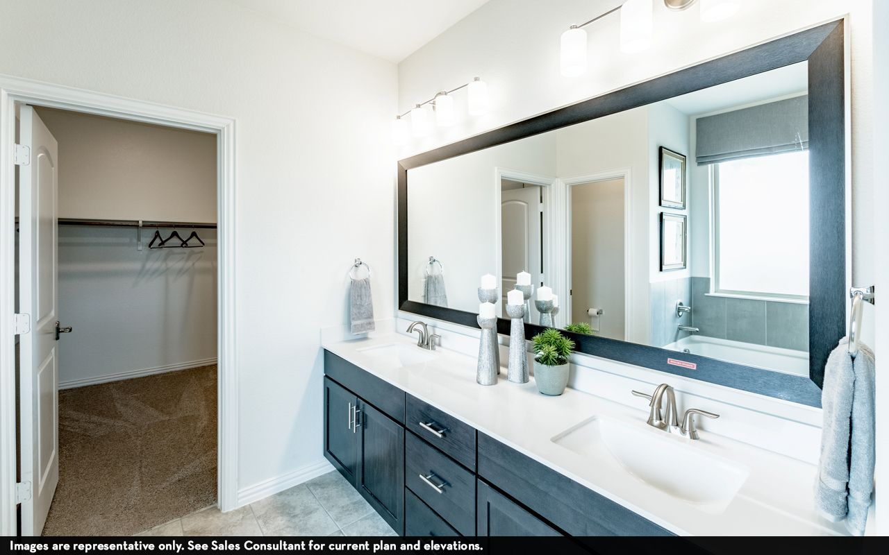 Bathroom featured in the Greeley-Silver By CastleRock Communities in Houston, TX
