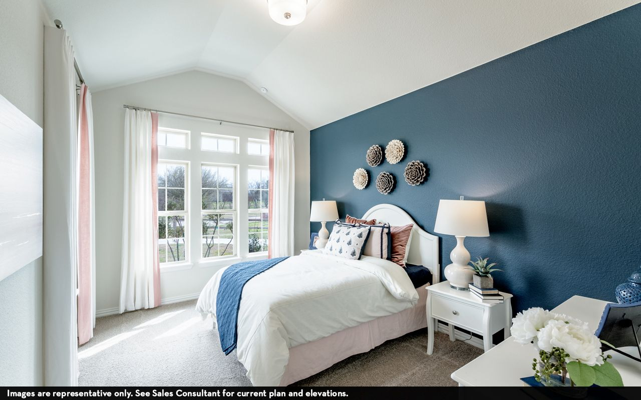 Bedroom featured in the Greeley-Silver By CastleRock Communities in Houston, TX