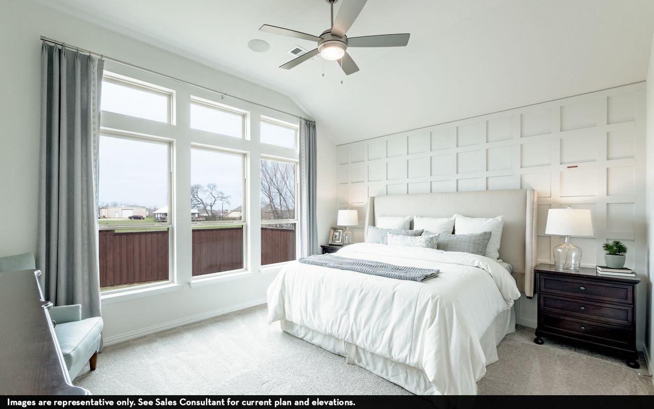 Bedroom featured in the Greeley-Silver By CastleRock Communities in Austin, TX