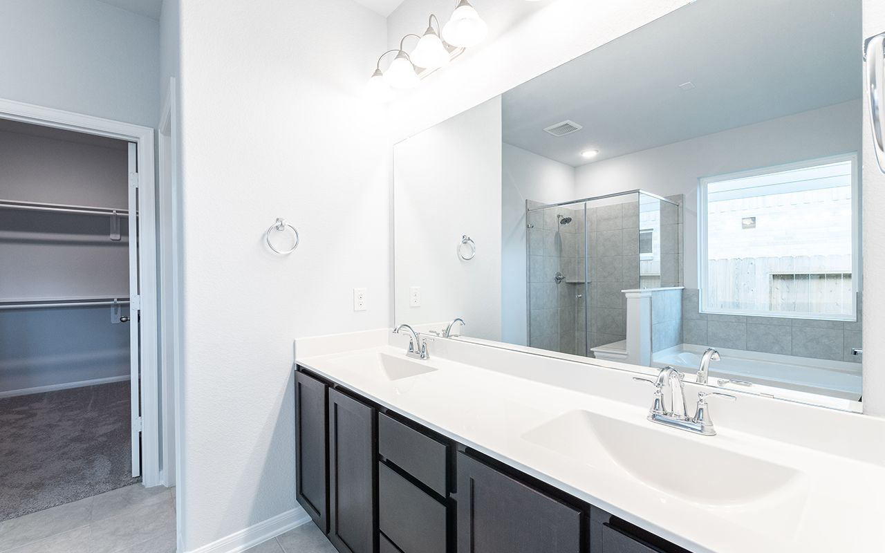 Bathroom featured in the Whitman-Silver By CastleRock Communities in Houston, TX