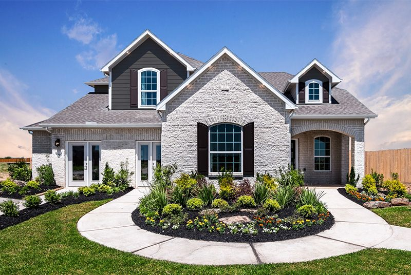 New Homes in Tomball