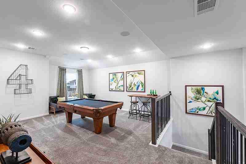 Blanco Vista Game Room