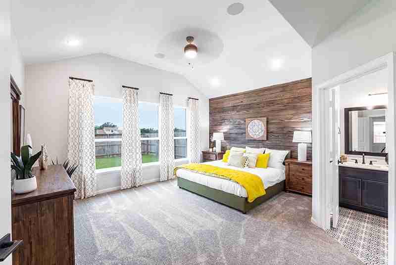 Blanco Vista Master Bedroom